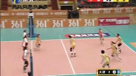 [2011.12.27]全国女排联赛第06轮_天津普利司通Vs北京汽车(第一局)