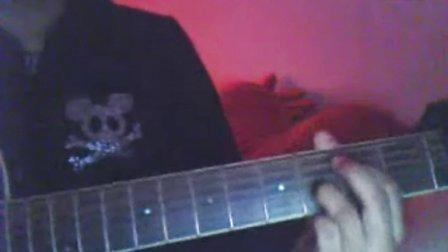 YUI cover Namidairo guitar
