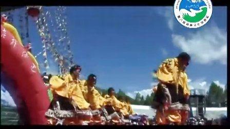 第八届珠峰文化节  仲巴县专场演出