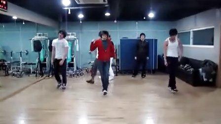 2PM electricity 练习室版本