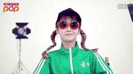 【MV】Crayon Pop -圣诞节-高清MV在线播放