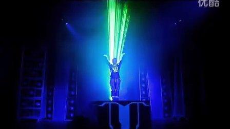 Laserman Electronica 2011
