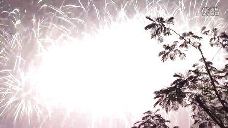 行货三星i9100西安1分钟烟火拍摄