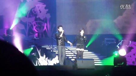 卫兰2011广州演唱会 为你钟情