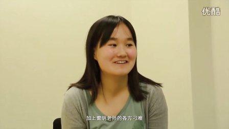 """【话中人】第五期 对话胡可洋 重识职来职往中一鸣惊人的剑桥数学""""女强人"""" 解读她求职路上的选择与思考"""