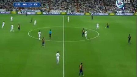20110815西班牙超级杯首回合 皇马vs巴萨上半场 标清