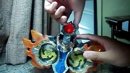 【彦仔哥哥】铠甲勇士拿瓦 超级焰之拿瓦召唤腰带(超极详细解说版)下