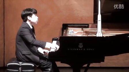黎卓宇(George Li)弹奏李斯特匈牙利狂想曲第二号