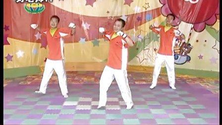 [幼儿园舞蹈律动] 欢乐大天使系列《亲爱的朋友》林老师的舞动世界