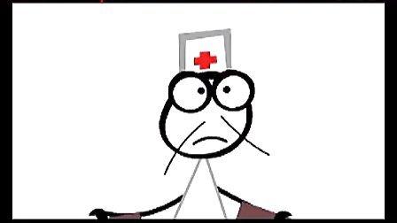 妙音动漫原创动画《百喻故事》-医治驼背的办法  中华弟子规