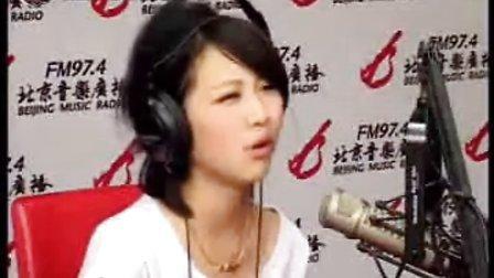 林依婷《中国歌曲排行榜》专访之四