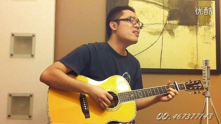 李霖Gary - 吉它弹唱 - 《听海》