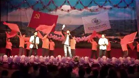 舞旗《红旗飘飘》