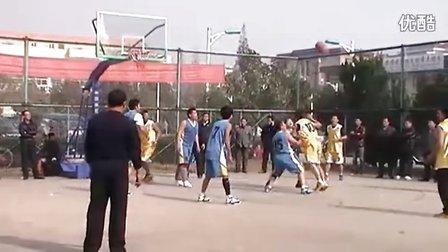 来安县第八届丰收杯男子篮球赛决赛23日第三场1 - 新安网发布