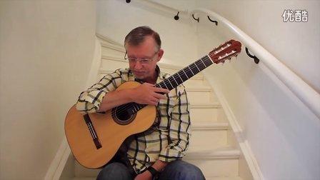 穿帮镜头《新的光盘AIR》— 吉他大师Per-Olov Kindgren