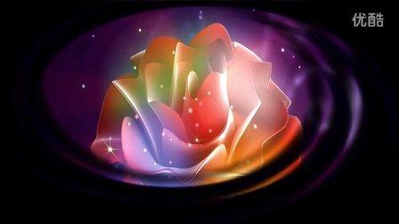 玫瑰花开素材