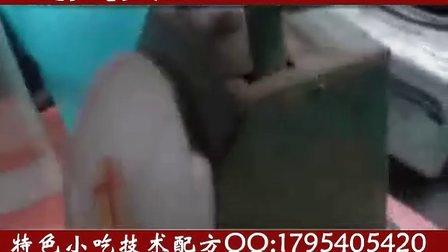 新乡小吃培训 里脊扒饼的做法  www.191r.com
