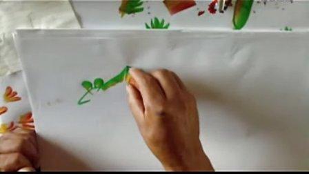 花鸟字 十二生肖学习视频,教学光盘,一笔一画教你画十二生肖