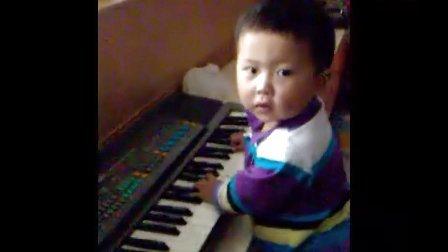 我是小小钢琴家