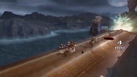 PS3战神2泰坦难度中文正常流程第12期