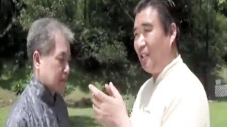 杨云中太极推手视屏.他继承了王壮弘老师的水性太极拳,并将其发扬光大.
