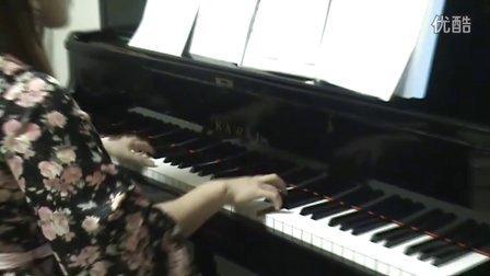 步步惊心《三寸天堂》钢琴版_tan8.com