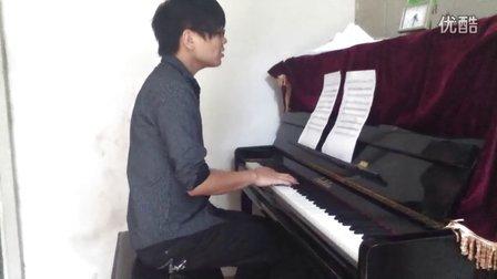 《不能说的秘密》钢琴弹唱