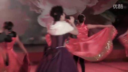 曙光职专第十四届艺术节-长裙舞《今夜无眠》-师生同台(5分20秒)