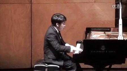 黎卓宇(George Li)弹奏勋伯格的六首钢琴曲