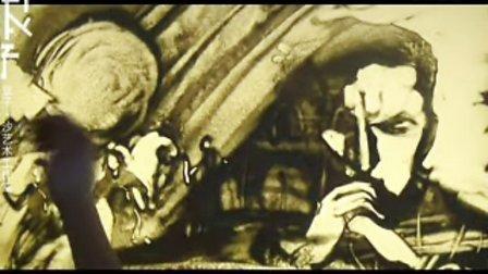 """金陵十三钗沙画——""""用人类之善向人类之恶宣战"""""""