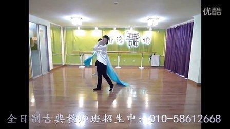 逍遥舞境全日制古典舞教练培训集体古典舞《明月几时有》年会舞蹈