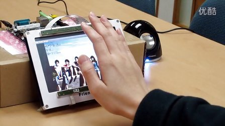 3D hand gesture