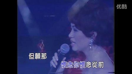 蔡琴  恰似你的温柔(一起走来演唱会)