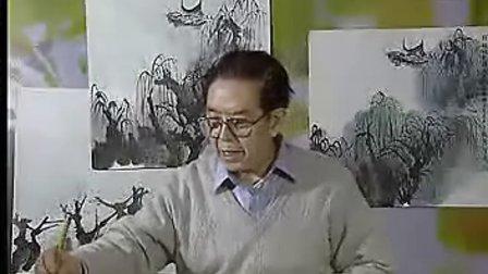 【山水画技法初级班 第一部】第四讲 绿杨烟外晓寒轻