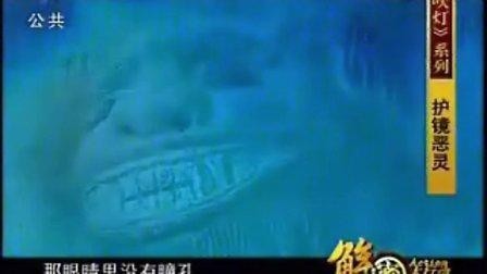 解密大行动:(鬼吹灯18)护镜恶灵