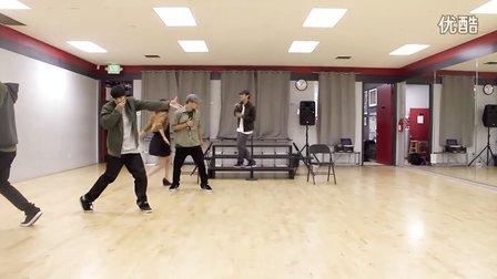 Keone Madrid  -  KHJ Kiss Kiss Choreograph