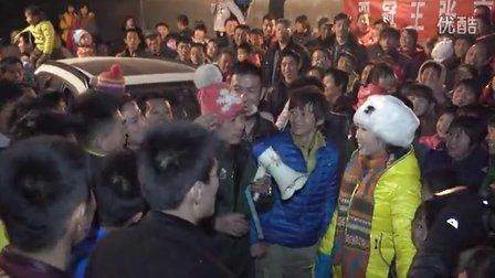 张喜亮荣获2013年 快乐向前冲 年度总冠军