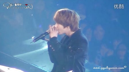 [圭贤王朝]111119 SuperShowⅣ 首尔 圭贤SOLO-Isn't she lovely