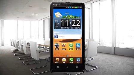 酷派9900开启全新酷派3G互联网时代基因 汽车导航仪品牌排名www.gpspk.com