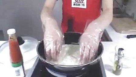 教你如何制作比萨 必胜客