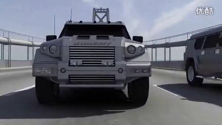 凯佰赫战盾!战车神器震撼登陆包头国际车展!