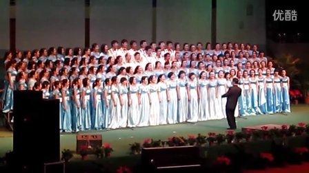 外语院大合唱青春舞曲