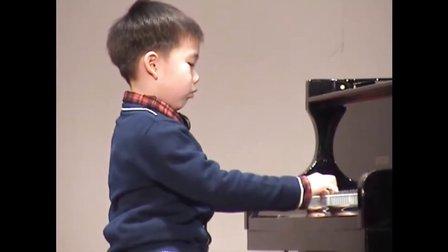 强强-新浪宝贝第十三届音乐会颁奖
