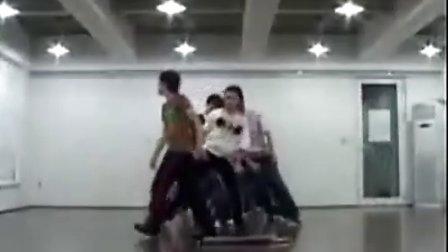 Super Junior- U Dance Practice