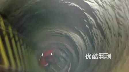 【拍客】陕西盗墓贼被困墓室25小时 为保命报警求救