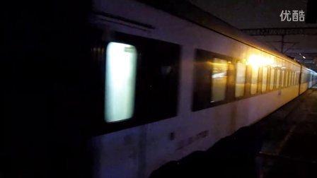 京九铁路线(在南昌站内拍车)——Z134次发车