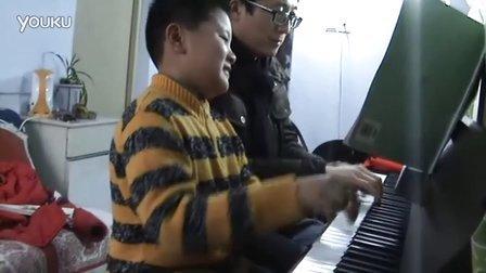 钢琴练习《波尔卡杨卡舞曲》M2U00322