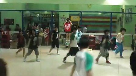 福州圣舞堂暑期班司令Hiphop教学视频