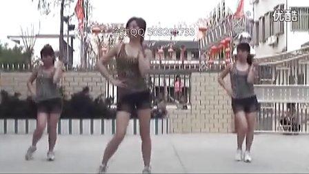 动动红雨王子美久广场舞看透爱情看透你背面教学dj32步云裳杨丽萍