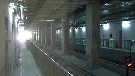 北京地铁9号线 DKZ33-09002编组 六里桥I道进站